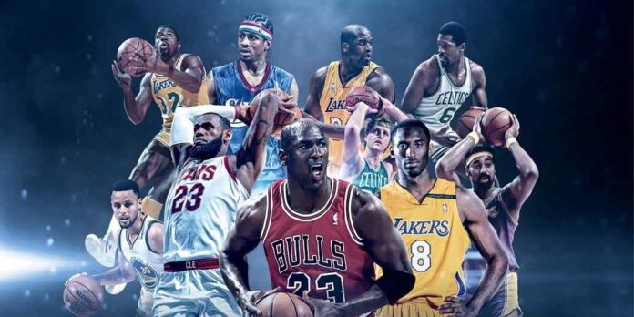 Top 10 Best NBA Players Of All Time