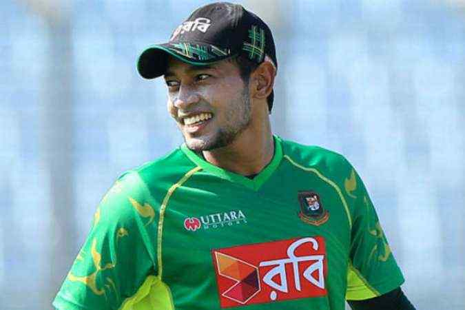Mushfiqur Rahim - Shortest Bangladeshi Cricketer of all time