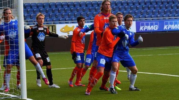 Tor Hogne Aaroy - Tallest Footballers in the World