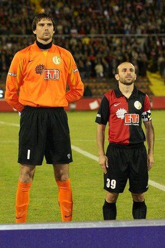 Vanja Ivesa - Tallest Footballers in World