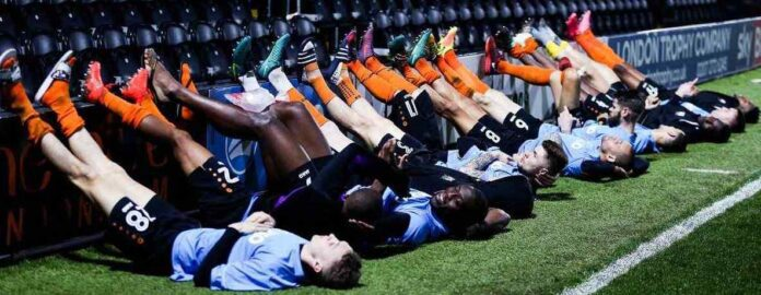 Different Types of Dynamic Stretching and Their Benefits for Footballers