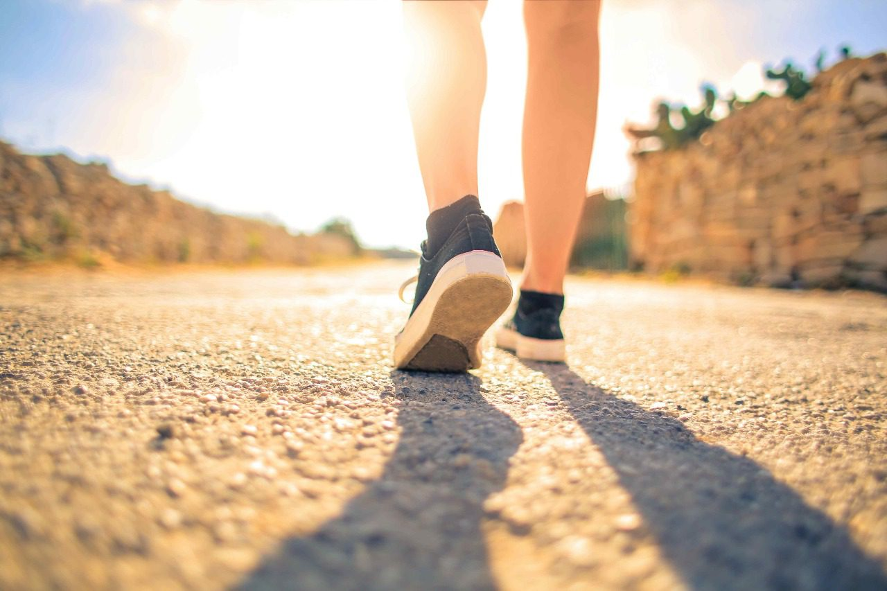 Walking - Best Exercise to Loss Weight