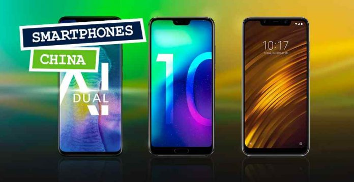 10 Best Chinese Smartphone Brands Chinese Phone Brands 2021