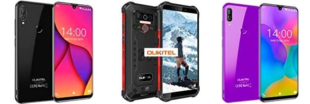 Best Oukitel Phones 2021