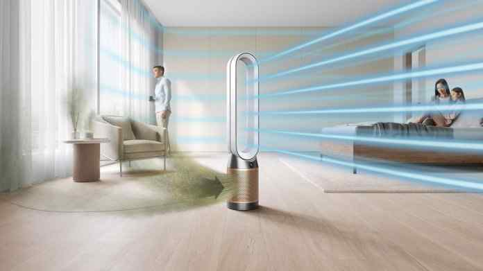 Dyson Purifier Cool Formaldehyde Test and Review