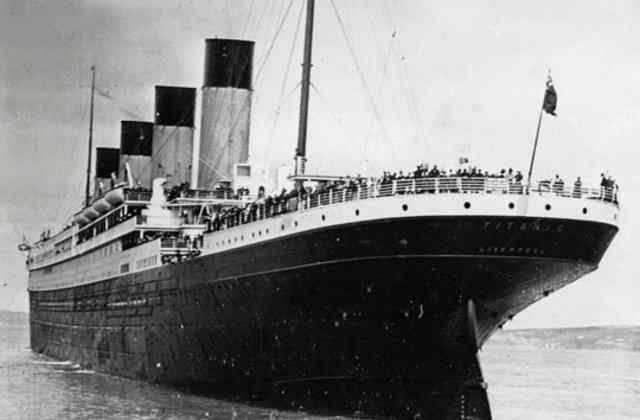 Famous Shipwrecks in History