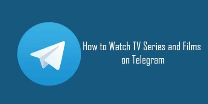 How to Watch Movies and Series on Telegram Step by Step