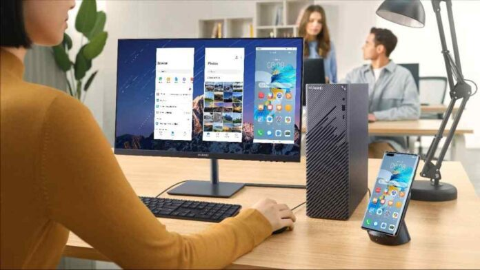 Huawei MateStation S Desktop Computer Price and Release Date