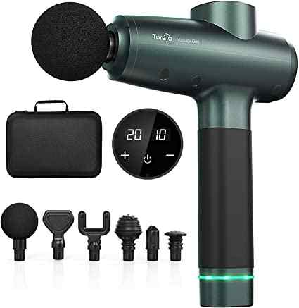 Turejo Percussion Muscle Massage Gun Price and Availability