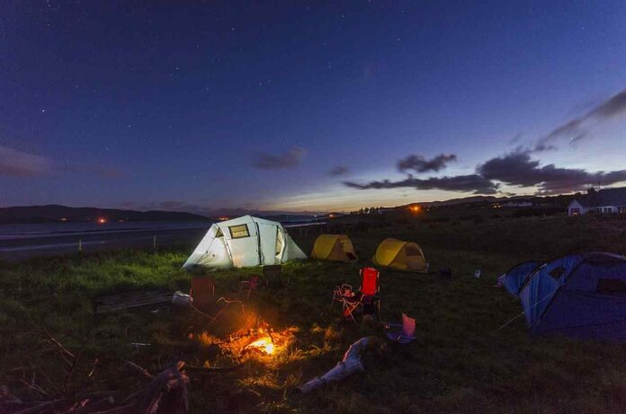 15 Health Benefits of Camping