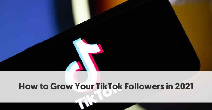 Tips to Increase Your Followers on TikTok in 2021
